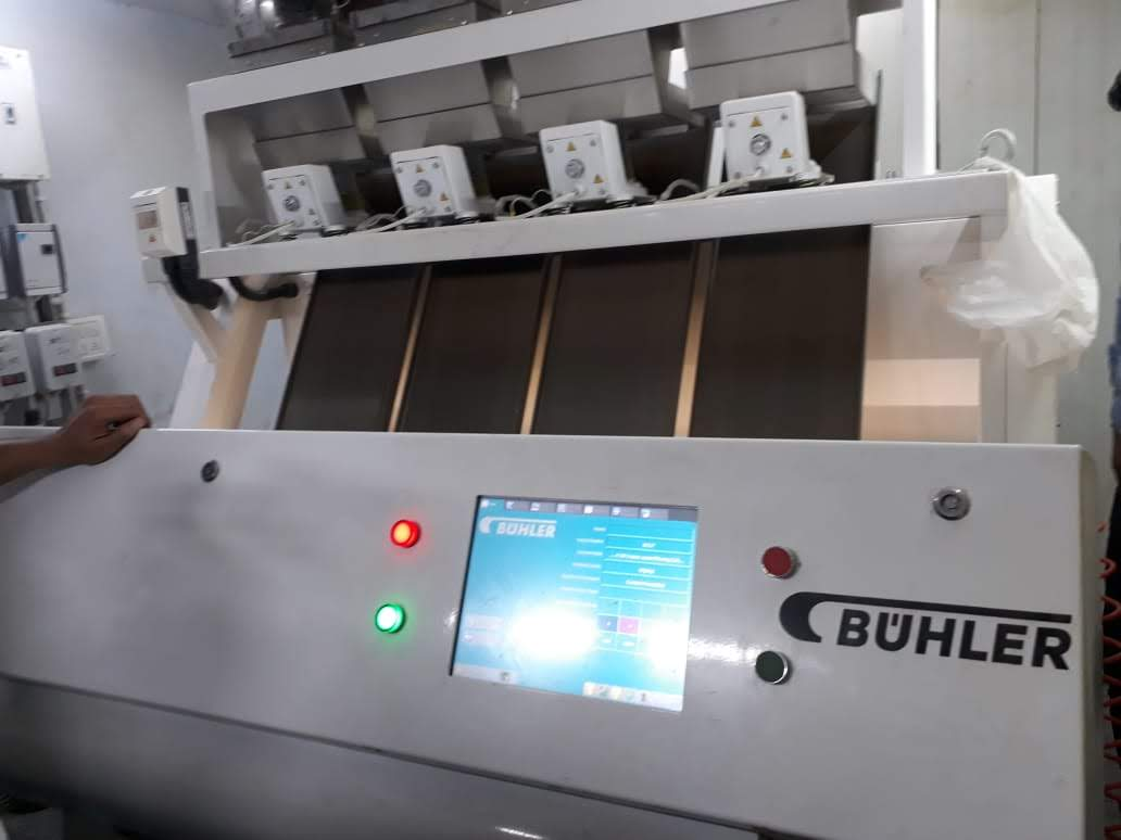 Buhler Machines